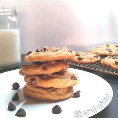 Chocolate Chip Cookies (CCC 1)
