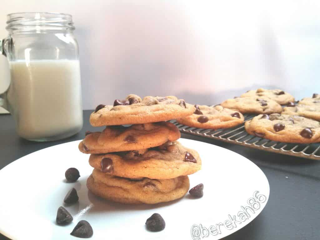 Chewy Chocolate Chip Cookies (CCC 1)