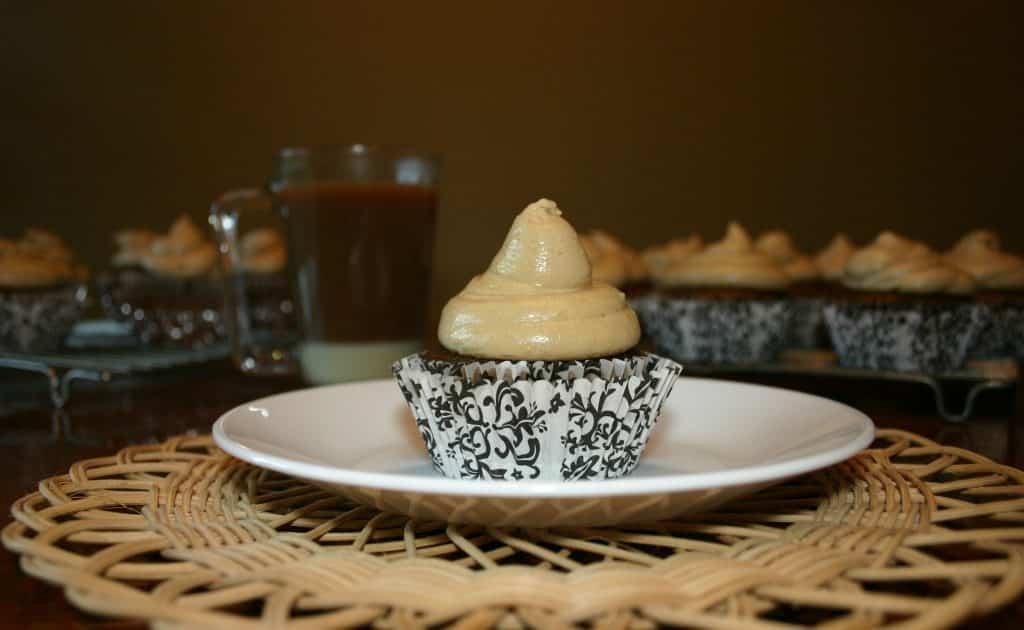 Vienamese Coffee Cupcakes