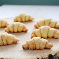Grandma's Butterhorn Cookies
