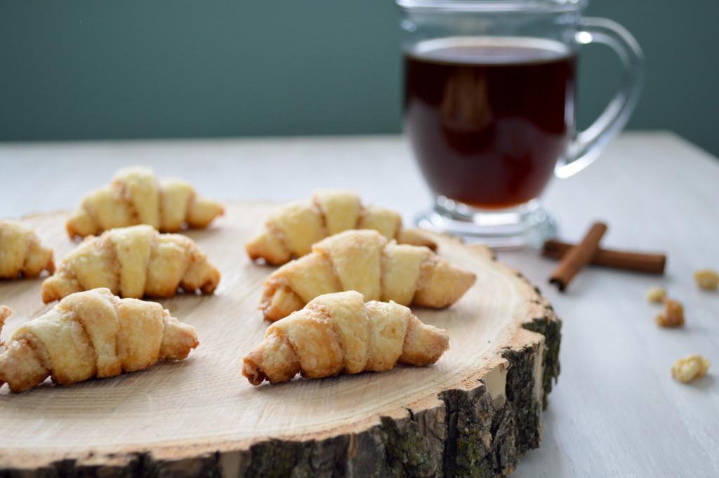 Butterhorn Cookies