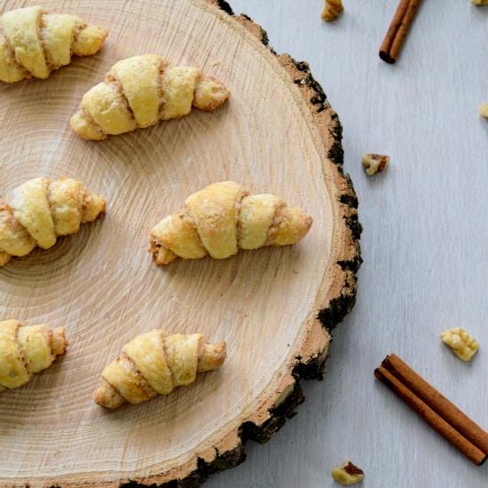 Kitchen Gidget | Butterhorn Cookies