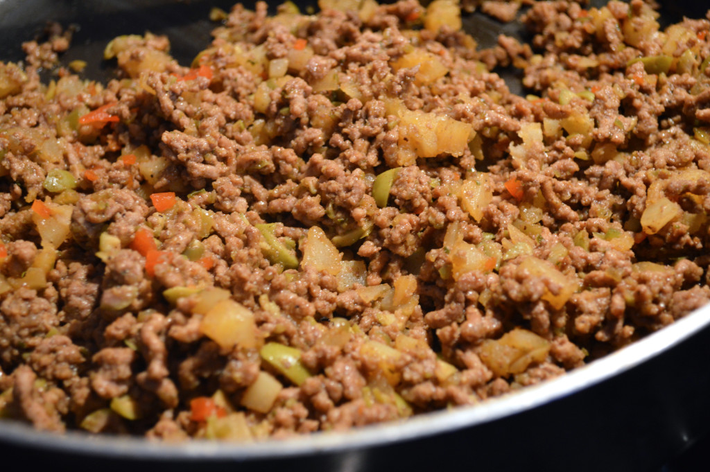 Beef Picadillo Recipe — Dishmaps