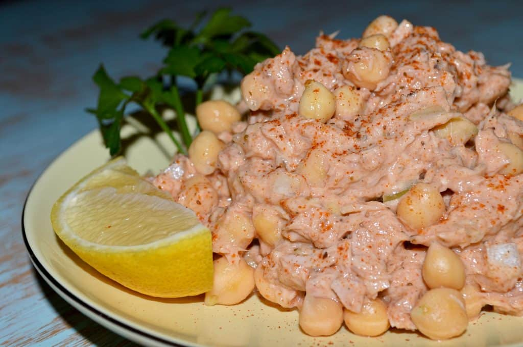 Old Bay Tuna Salad | Kitchen Gidget