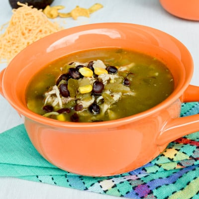 Tex-Mex Chicken Soup