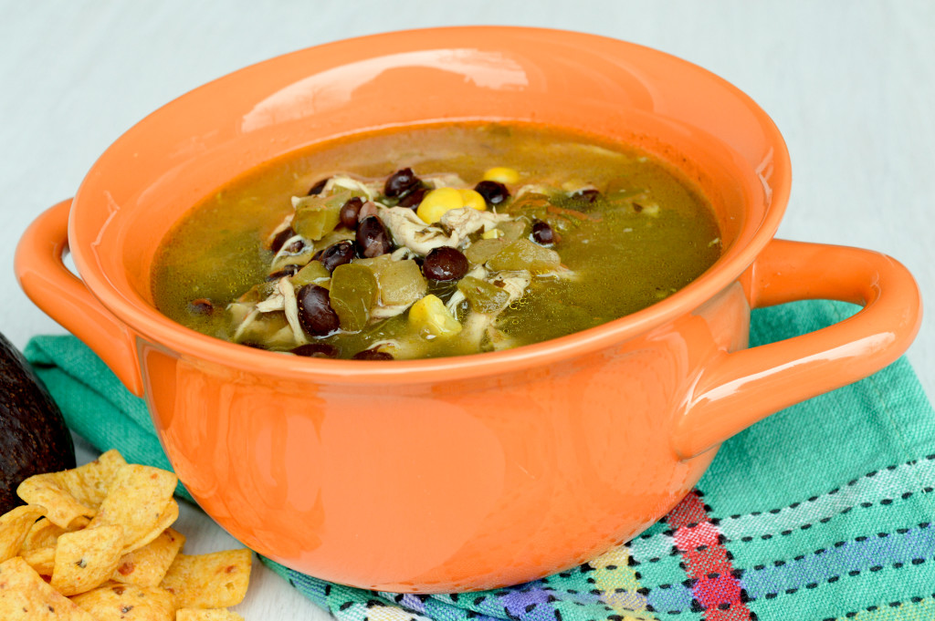 Kitchen Gidget | Tex-Mex Chicken Soup