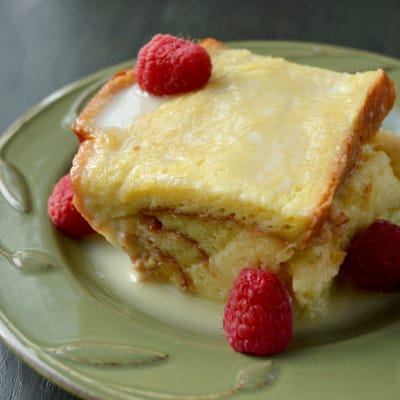 Classic Bread Pudding