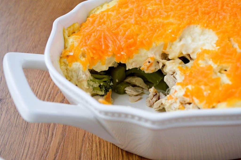 Chicken Casserole | Kitchen Gidget