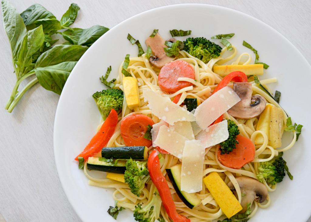 Pasta Primavera | Kitchen Gidget