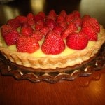 Strawberry Limeade Tart | Kitchen Gidget