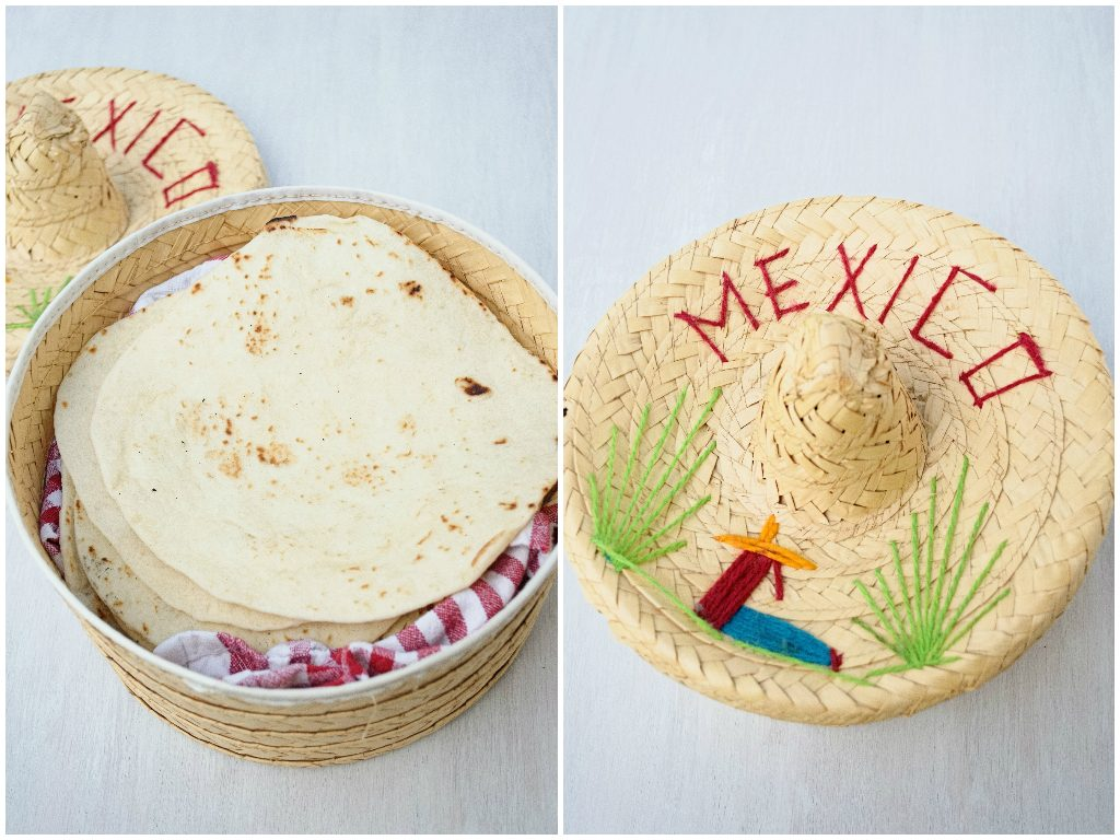 Homemade Flour Tortillas | Kitchen Gidget