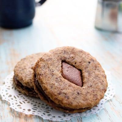 Mocha Cappuccino Cookies