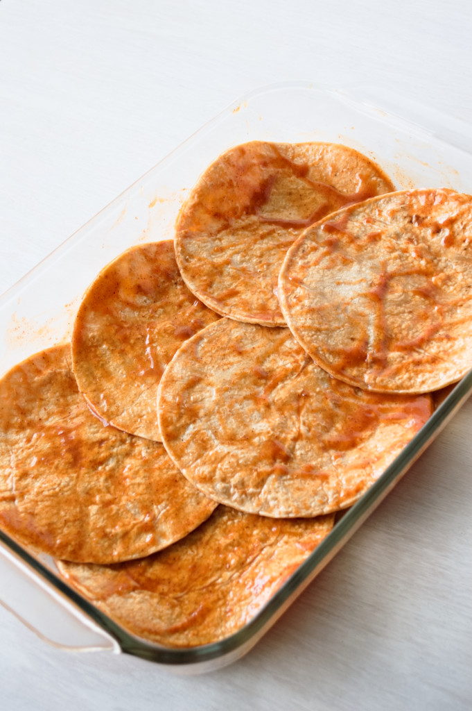 Enchilada Casserole | Kitchen Gidget