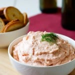 Smoked Salmon Appetizer Dip