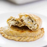 Green Chile Chicken Enchilada Hand Pies