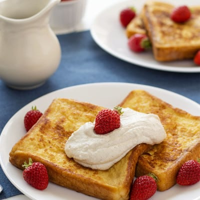 Ricotta French Toast