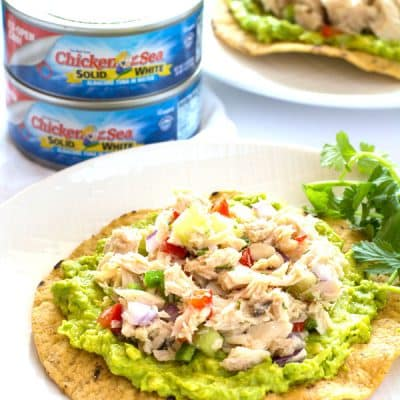 Mexican Tuna Salad