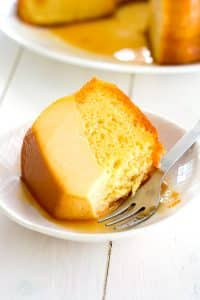 Easy Flan Cake (Flancocho)
