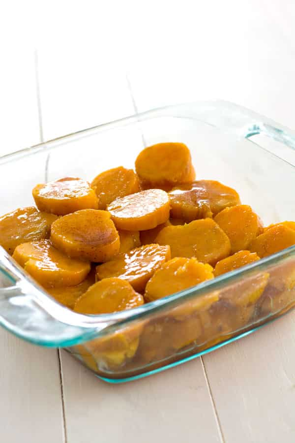 Candied Yams With Marshmallows Kitchen Gidget