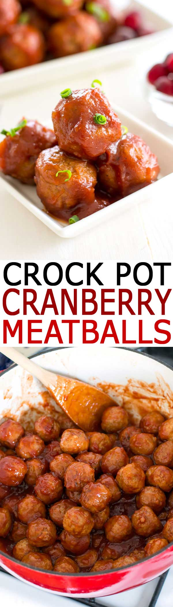 crock pot cranberry meatballs 3 ingredients kitchen gidget. Black Bedroom Furniture Sets. Home Design Ideas