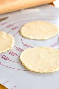 Empanada dough recipe for frying