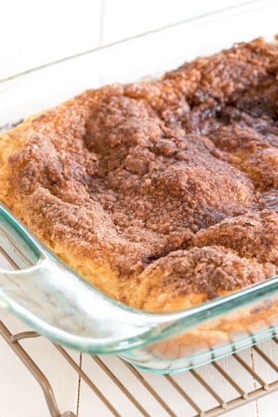Puff Pastry Sopapilla Cheesecake
