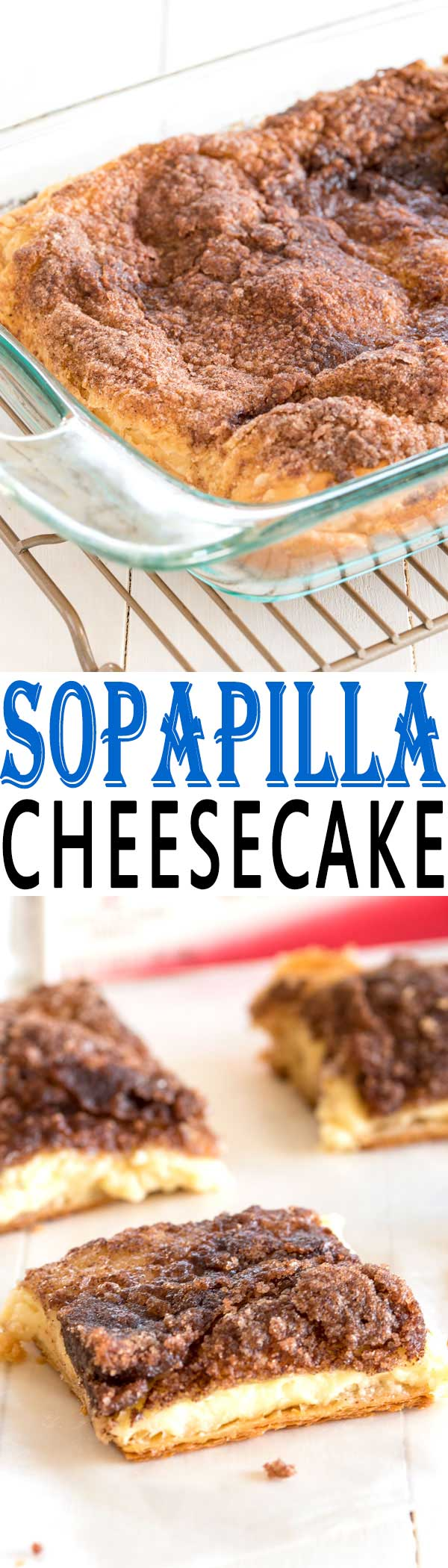 Puff Pastry Sopapilla Cheesecake Bars - this easy recipe takes a favorite Mexican dessert to a whole new level using Puff Pastry! {AD} @PuffPastry https://ooh.li/96bb360 #InspiredByPuff #puffpatsry #cheesecake #dessert #dessertrecipe #desserttable #recipe #food #foodblog #recipeideas #recipeoftheday