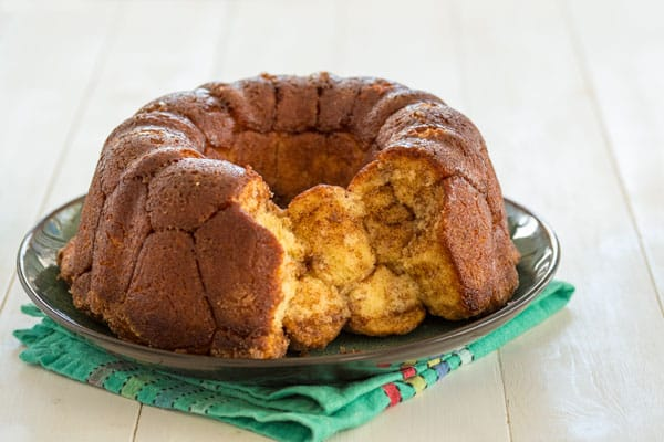 Monkey Bread From Scratch: how to make monkey bread