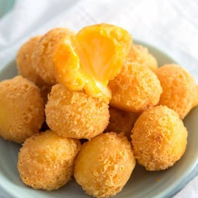 Bolitas de Queso (Fried Cheese Balls)