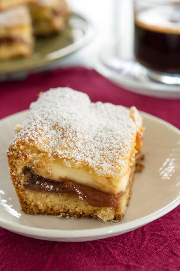 Panetela cake recipe in English. Cuban Puerto Rican guava cake