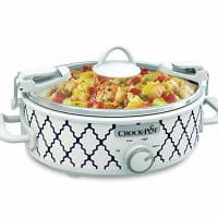 2.5-Quart Crock Pot
