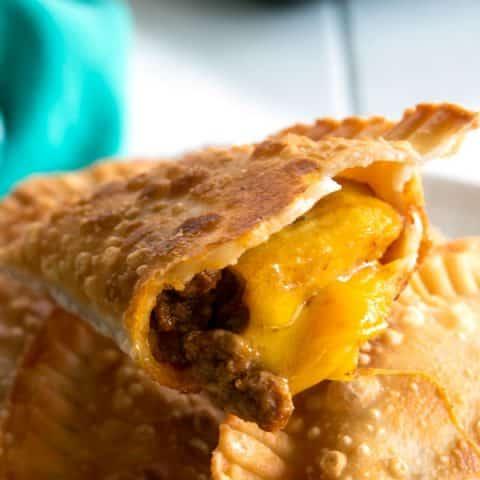 Pastelón Empanadas