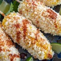 Elote Recipe (Authentic Mexican Corn)